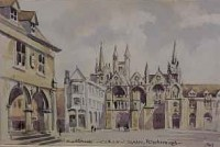 Cathedral Square, Peterborough 1507