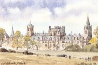 Christchurch, Oxford 1541