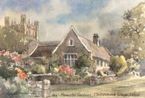 Christchurch College, Oxford 1545