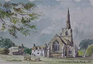 St Wendreda's Church, March 1552