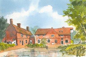 Flatford Mill 1622