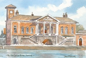 Old Customs House, Ipswich 1630