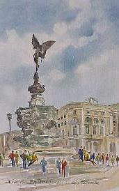 Eros, Piccadilly Circus 0164