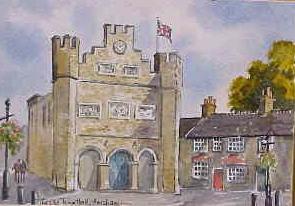 Town Hall, Horsham 1643
