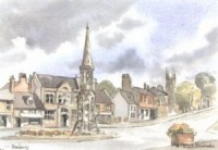 Banbury Cross 1650