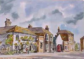 West Malling 1675