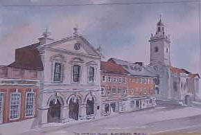 Market Place, Blandford Forum 0168