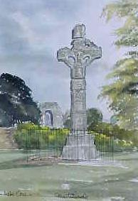Ardboe Cross 1680