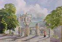 St Patricks Cathedral, Armagh 1687