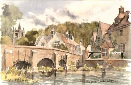Castle Combe 1690