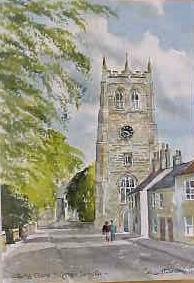 Parish Church, Youlgrave 1717
