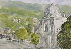 Pavilion, Matlock Bath 1724