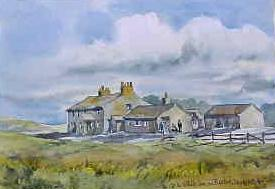 Cat & Fiddle Inn, Buxton 1738