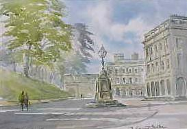 The Crescent, Buxton 1748