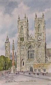 Westminster Abbey 0177