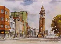 Albert Clock Tower, Belfast 0179