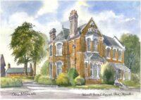 Hainault House, Chigwell 1904