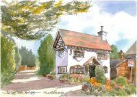 Log Cabin, Abridge 1910