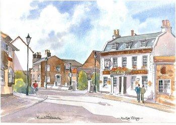 Abridge Village 1911