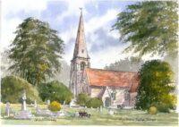 High Beech Church 1920