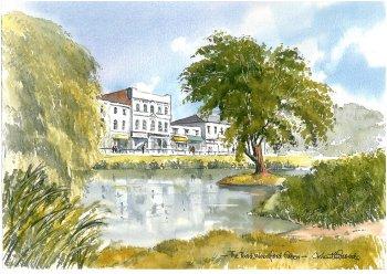 Woodford Green 1927