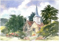 St Mary's, Chigwell 1948