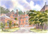 Chigwell School 1950