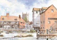 Abel Fletcher's Mill, Tewkesbury 0196
