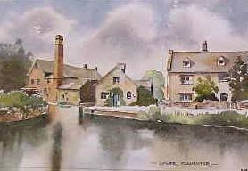 The Mill, Lower Slaughter 0202