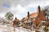 Wet Afternoon, Avebury 0208