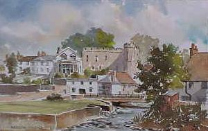 Brecon Castle 0220