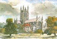 Worcester Cathedral 0221