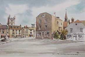 The Square, Stow-in-the-Wold 0225