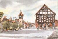 Market House, Ledbury 0228