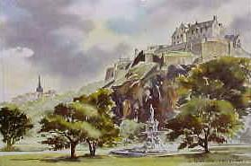 Edinburgh Castle 0247