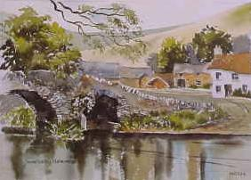 Doone Valley, Malmsmead 0274