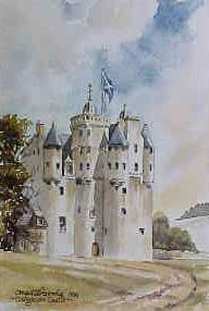 Craigievar Castle 0282