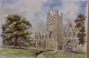 Exeter Cathedral 0283