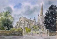 St Columb's Cathedral, Derry 3026