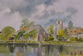 River Frome, Wareham 3049