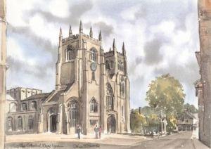 Cathedral, Kings Lynn 3071