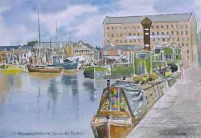 Gloucester Docks 3078