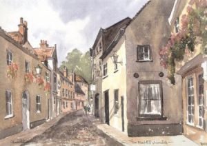 Elm Hill, Norwich 3083