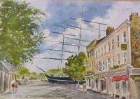 Cutty Sark at Greenwich 3146