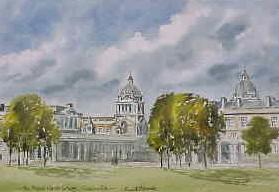 Royal Naval College, Greenwich 3148