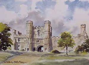 The Gateway, Battle Abbey 0315