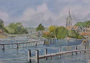 Marlow Lock 3156