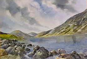 Wastwater, Great Gable 3161