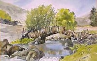 Slater's Bridge, Langdale 3176