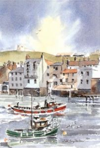 Whitby Harbour 0321